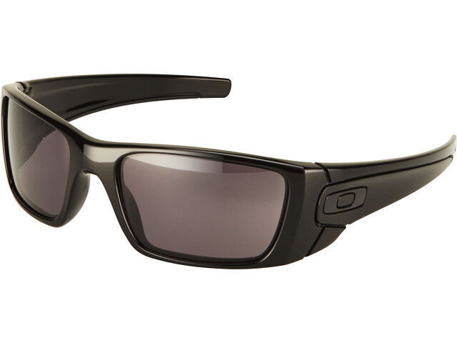 Oakley Fuel Cell Solbriller, polished black/warm grey